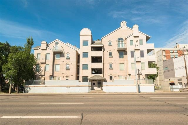 Main Photo: 103 8108 109 Street in Edmonton: Zone 15 Condo for sale : MLS® # E4066832