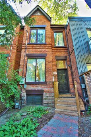 FEATURED LISTING: 116 Sumach Street Toronto