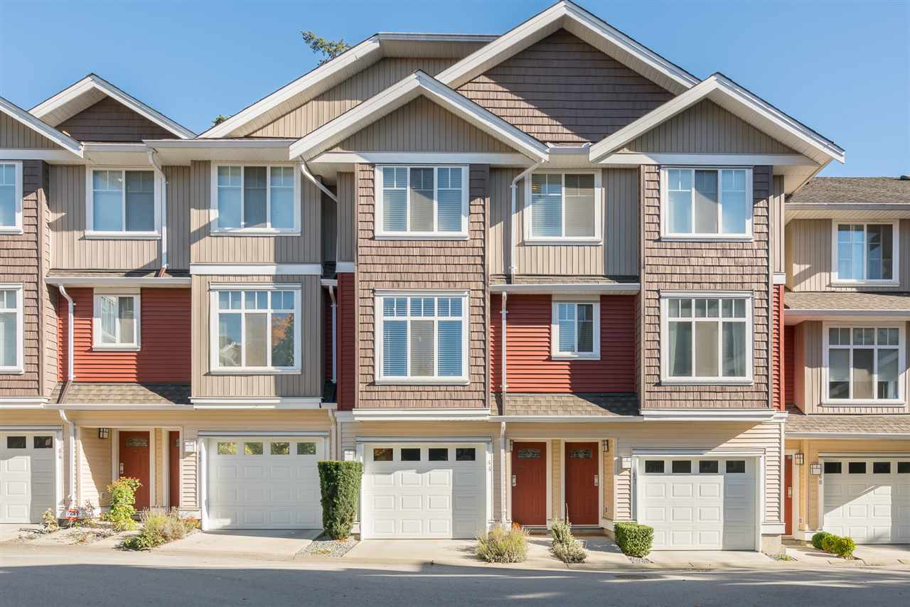 "Main Photo: 66 19455 65 Avenue in Surrey: Clayton Townhouse for sale in ""Two Blue"" (Cloverdale)  : MLS®# R2217337"