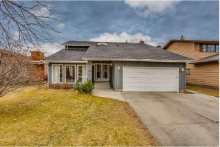 Main Photo: 15 WOODBINE Boulevard SW in Calgary: Woodbine House for sale : MLS® # C4144046