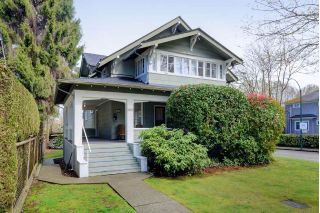 Main Photo: 1805 W 13TH Avenue in Vancouver: Kitsilano House for sale (Vancouver West)  : MLS®# R2253628