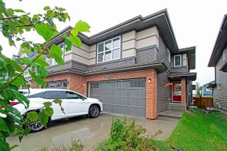 Main Photo: 13014 205 Street in Edmonton: Zone 59 House Half Duplex for sale : MLS®# E4129741