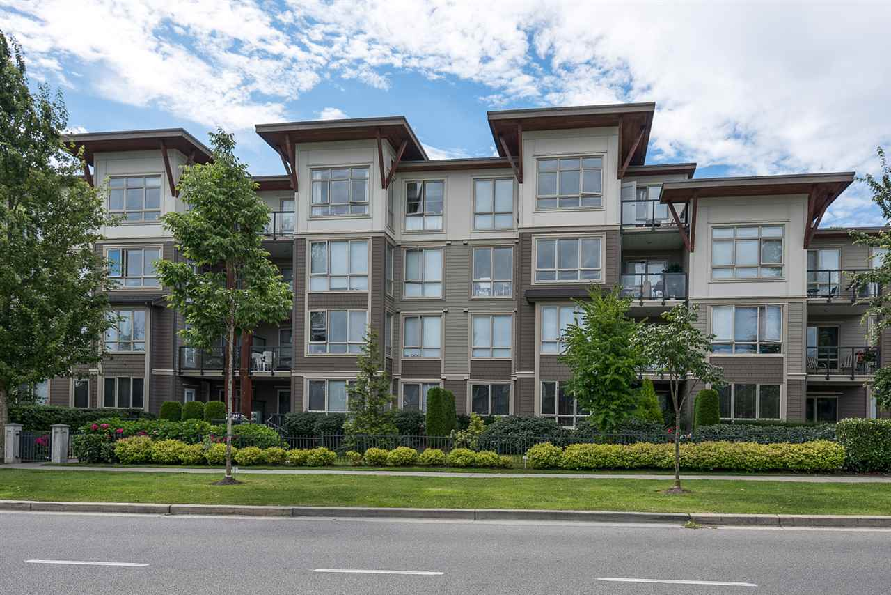 "Main Photo: 315 15988 26 Avenue in Surrey: Grandview Surrey Condo for sale in ""The Morgan"" (South Surrey White Rock)  : MLS®# R2126718"