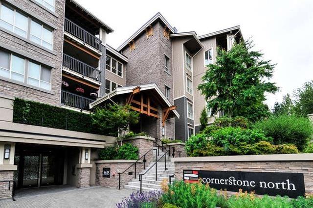 "Main Photo: 415 5655 210A Street in Langley: Salmon River Condo for sale in ""Cornerstone North"" : MLS®# R2135132"