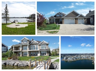 Main Photo: 319 SUMMERSIDE Cove in Edmonton: Zone 53 House for sale : MLS(r) # E4058768