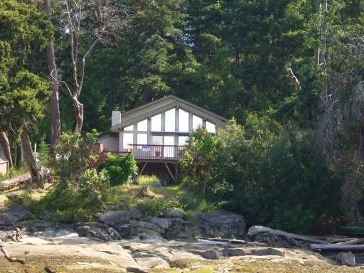 Main Photo: 260 Forbes Rd. Thetis Island in Thetis Island: House for sale : MLS® # 235194
