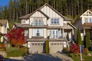 "Main Photo: 127 FERNWAY Drive in Port Moody: Heritage Woods PM House 1/2 Duplex for sale in ""ECHO RIDGE"" : MLS® # R2219670"