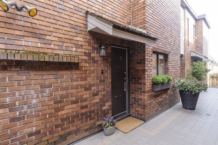 Main Photo: 12 960 W 13TH AVENUE in Vancouver: Fairview VW Townhouse for sale (Vancouver West)  : MLS®# R2248217