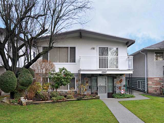 Main Photo: 6848 ROSS Street in Vancouver: South Vancouver House for sale (Vancouver East)  : MLS® # V1041822