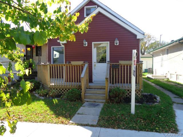 FEATURED LISTING: 310 REGENT Avenue East WINNIPEG