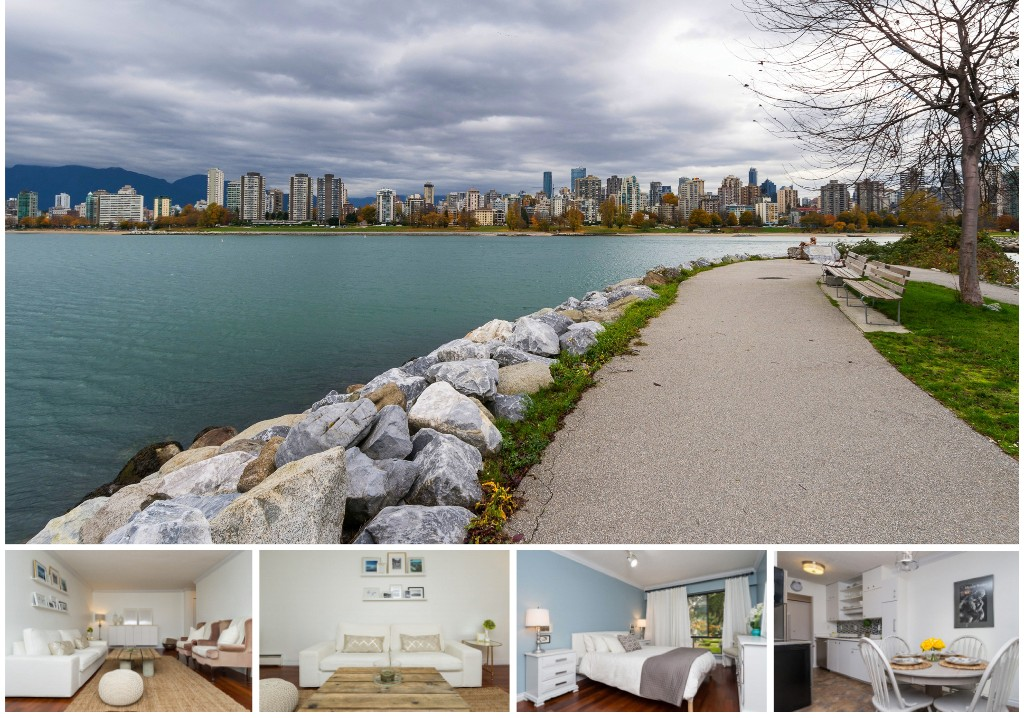 "Main Photo: 206 1425 CYPRESS Street in Vancouver: Kitsilano Condo for sale in ""Cypress West"" (Vancouver West)  : MLS®# R2119084"