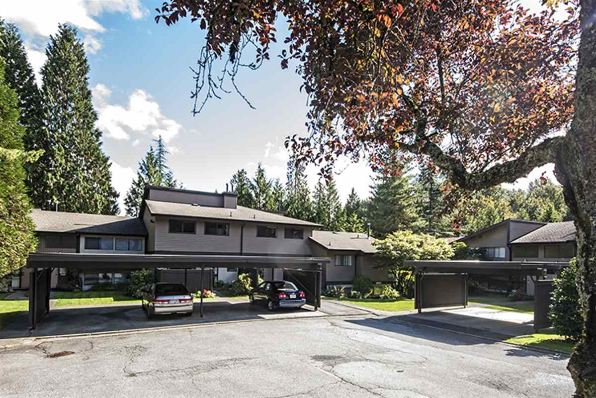 "Main Photo: 2940 ARGO Place in Burnaby: Simon Fraser Hills Townhouse for sale in ""SF Hills Ph IV"" (Burnaby North)  : MLS®# R2255710"