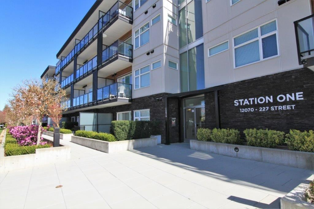 FEATURED LISTING: 418 - 12070 227 Street Maple Ridge