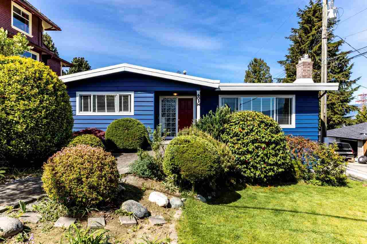 FEATURED LISTING: 603 ESMOND Avenue North Burnaby