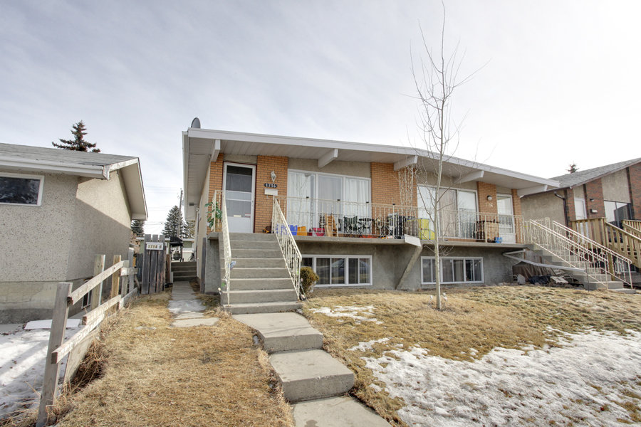 Main Photo: 1714 48 St SE in Calgary: Duplex for sale : MLS® # C3604164