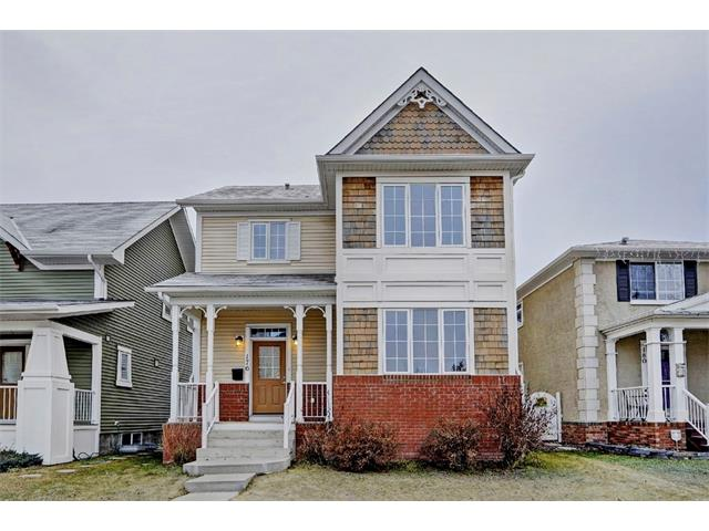 Main Photo: 176 MIKE RALPH Way SW in Calgary: Garrison Green House for sale : MLS® # C4091127