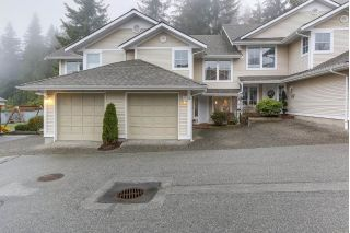 "Main Photo: 11 2590 PANORAMA Drive in Coquitlam: Westwood Plateau Townhouse for sale in ""BuckingHam Court"" : MLS® # R2228564"