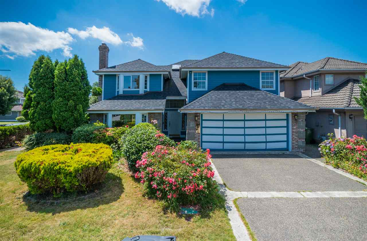 "Main Photo: 3815 MCKAY Drive in Richmond: West Cambie House for sale in ""THE OAK"" : MLS®# R2285343"