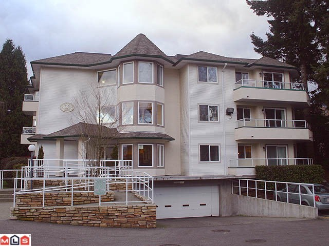 "Main Photo: 205 3063 IMMEL Street in Abbotsford: Central Abbotsford Condo for sale in ""Clayburn Ridge"" : MLS®# F1110665"
