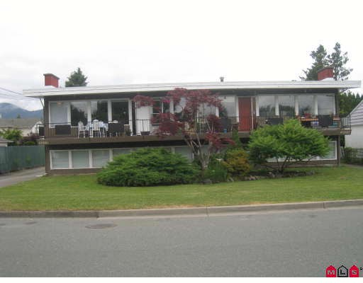 Main Photo: 45881 Lewis Avenue in Chilliwack: Home for sale : MLS® # H2902617