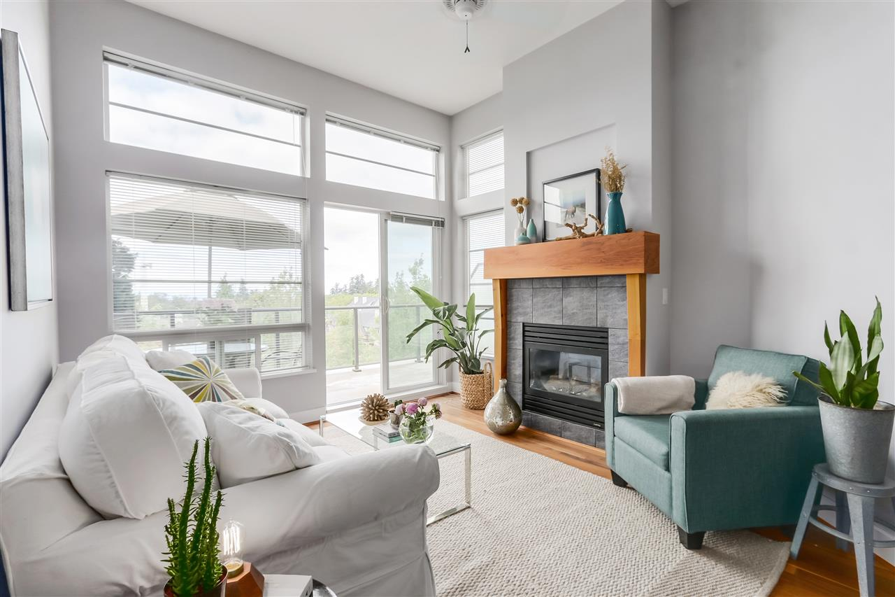 "Main Photo: 418 6328 LARKIN Drive in Vancouver: University VW Condo for sale in ""JOURNEY"" (Vancouver West)  : MLS®# R2087120"