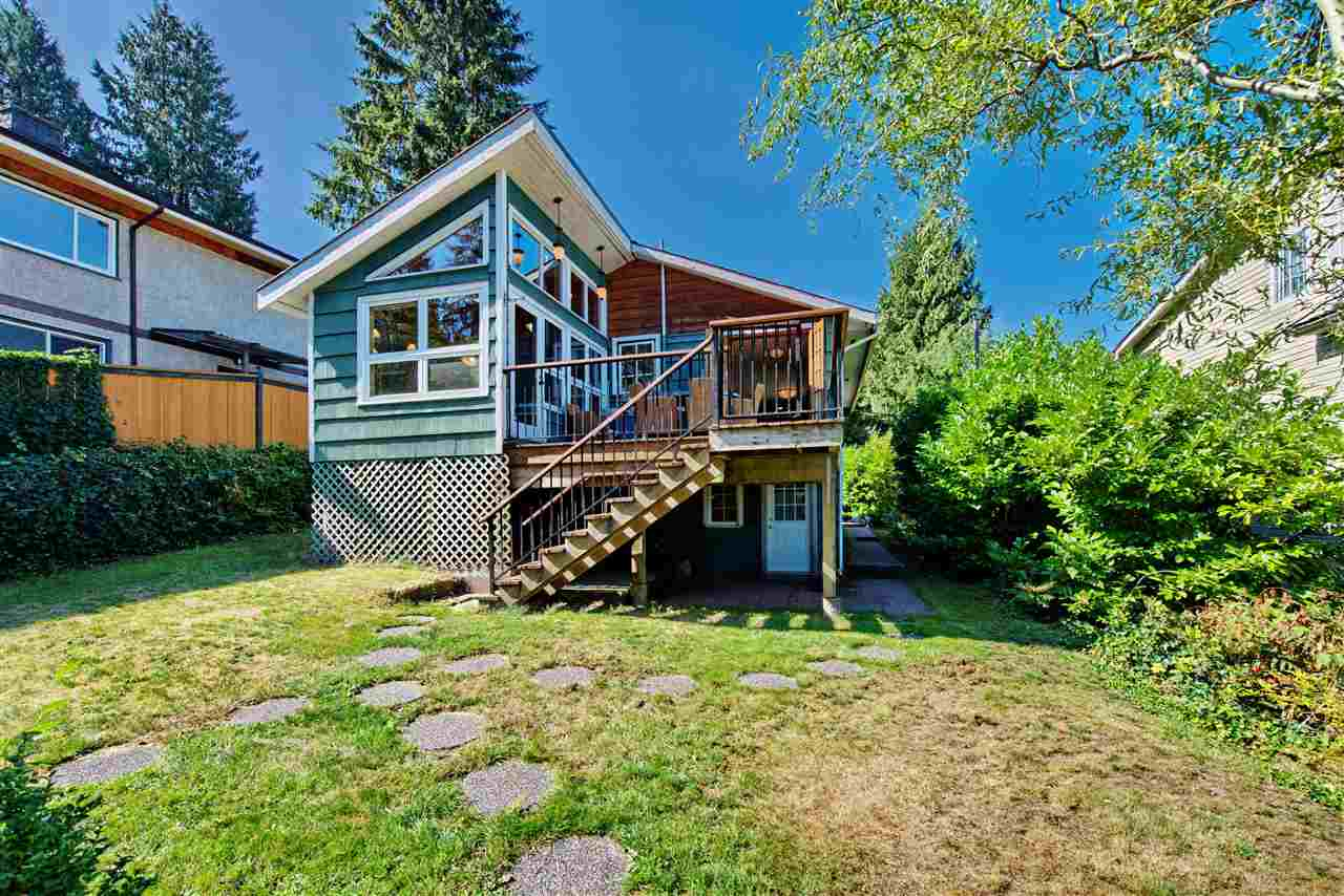 Main Photo: 1966 BANBURY Road in North Vancouver: Deep Cove House for sale : MLS® # R2207052