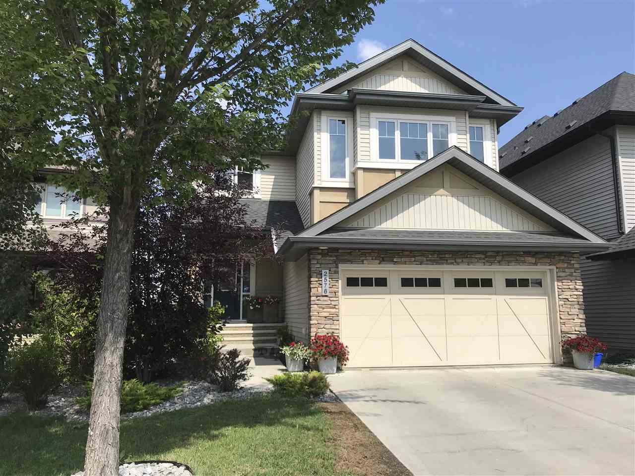 Main Photo: 2576 ANDERSON Way in Edmonton: Zone 56 House for sale : MLS®# E4123949