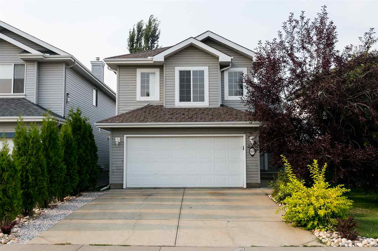 Main Photo: 608 GLENWRIGHT Crescent in Edmonton: Zone 58 House for sale : MLS®# E4124446