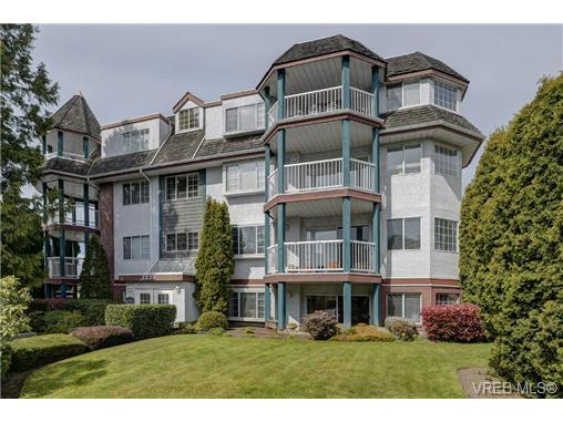 Main Photo: 105 1220 Fort Street in VICTORIA: Vi Downtown Condo Apartment for sale (Victoria)  : MLS® # 349183