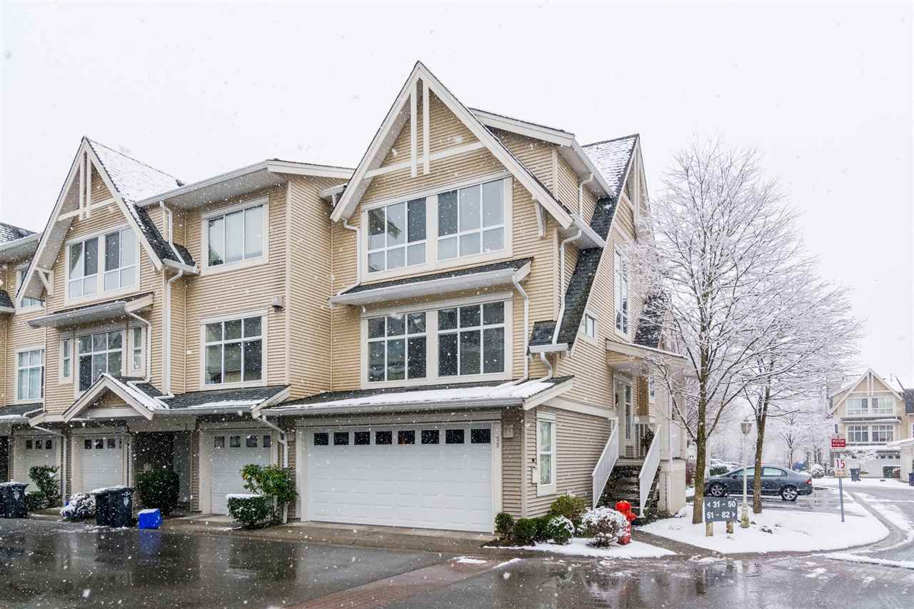 "Main Photo: 50 6450 199 Street in Langley: Willoughby Heights Townhouse for sale in ""LOGANS LANDING"" : MLS®# R2141952"