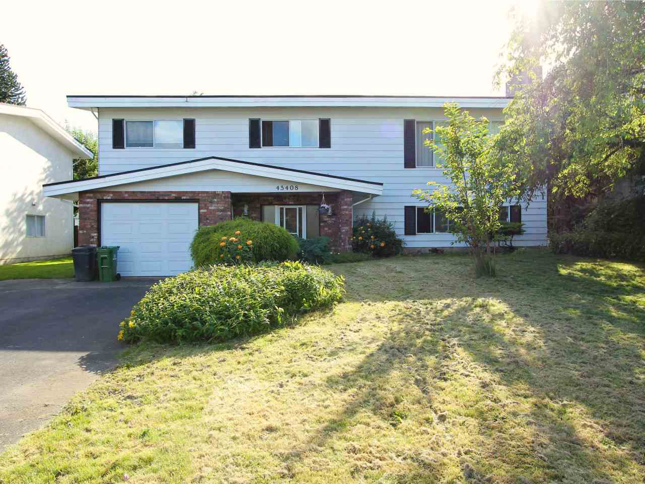 Main Photo: 45408 SPARTAN Crescent in Chilliwack: Chilliwack W Young-Well House for sale : MLS®# R2178949