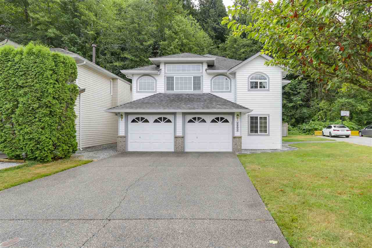 Main Photo: 1602 MCPHERSON Drive in Port Coquitlam: Citadel PQ House for sale : MLS®# R2191052