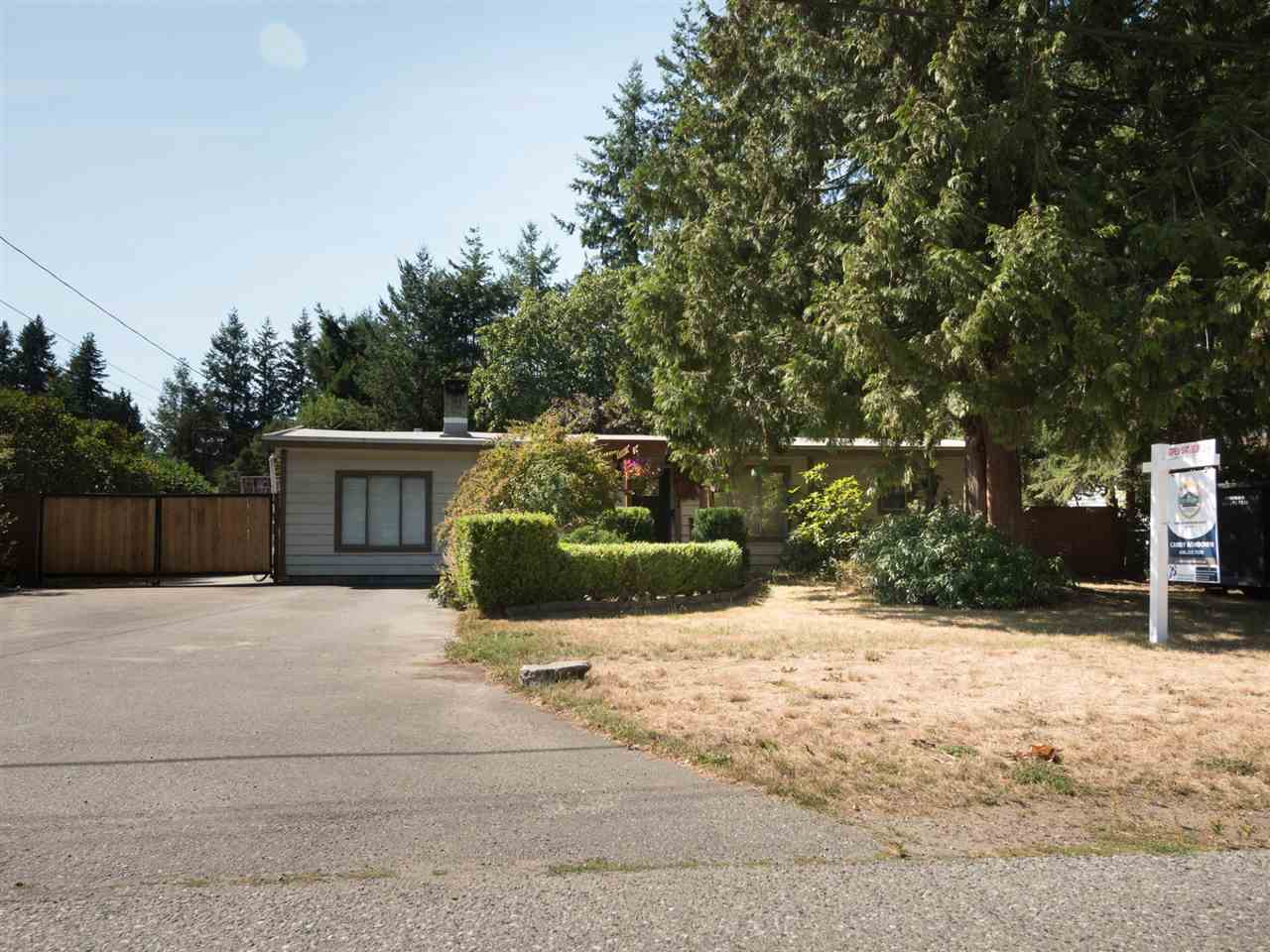 Main Photo: 4061 205A Street in Langley: Brookswood Langley House for sale : MLS®# R2196686