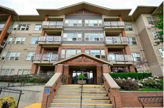 "Main Photo: 216 20219 54A Avenue in Langley: Langley City Condo for sale in ""Suede"" : MLS® # R2222361"