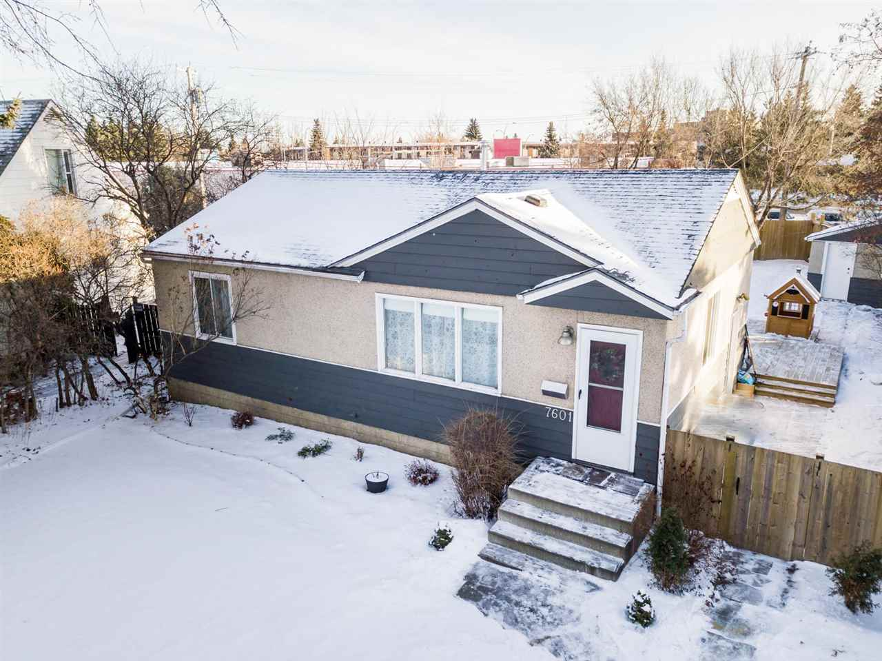 Main Photo: 7601 91 Avenue in Edmonton: Zone 18 House for sale : MLS® # E4093010