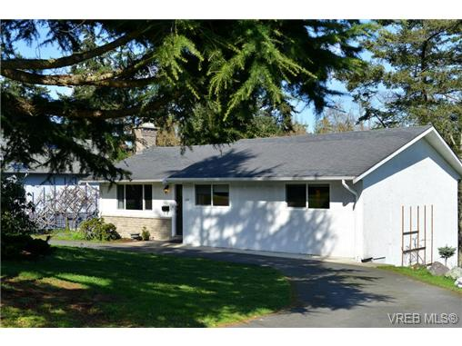 Main Photo: 3361 Rolston Crescent in VICTORIA: SW Tillicum Single Family Detached for sale (Saanich West)  : MLS® # 361963