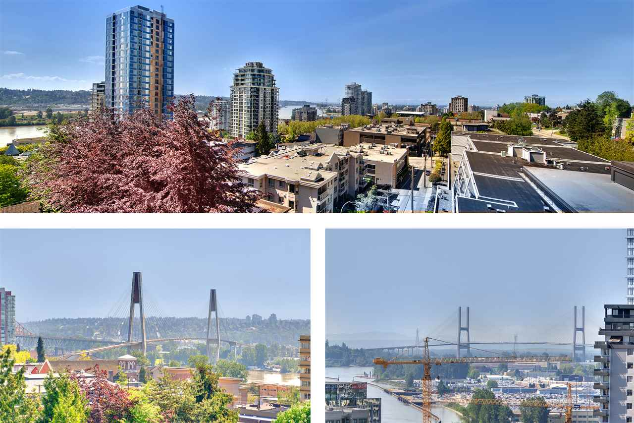 "Photo 15: 602 500 ROYAL Avenue in New Westminster: Downtown NW Condo for sale in ""Dominion"" : MLS® # R2169083"