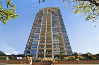 "Main Photo: 703 608 BELMONT Street in New Westminster: Uptown NW Condo for sale in ""VICEROY"" : MLS® # R2212977"