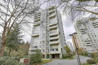"Main Photo: 1510 4105 MAYWOOD Street in Burnaby: Metrotown Condo for sale in ""TIMES SQUARE"" (Burnaby South)  : MLS® # R2258749"