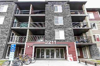 Main Photo: 417 3211 James Mowatt Trail SW in Edmonton: Zone 55 Condo for sale : MLS® # E4086208