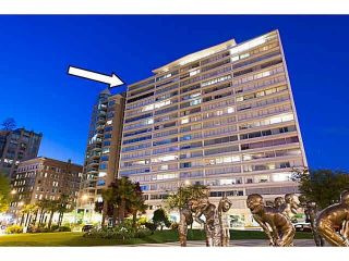 "Main Photo: 1904 1835 MORTON Avenue in Vancouver: West End VW Condo for sale in ""OCEAN TOWERS"" (Vancouver West)  : MLS®# R2243425"