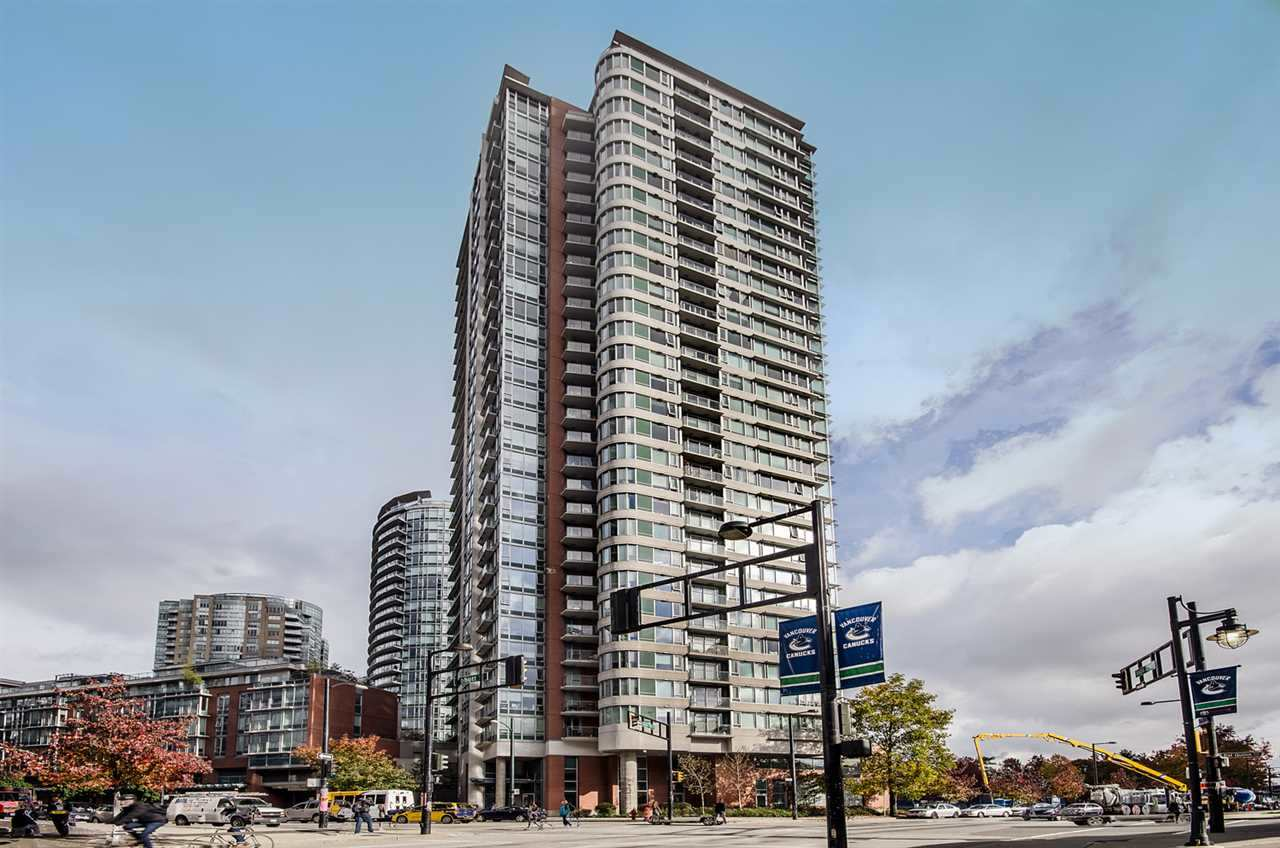 FEATURED LISTING: 2506 688 ABBOTT Street Vancouver