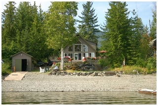 Main Photo: 4891 Parker Road: Eagle Bay House for sale (Shuswap Lake)  : MLS®# 10079122