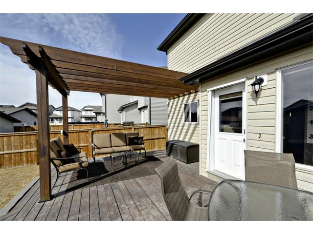 Photo 31: 178 MORNINGSIDE Gardens SW: Airdrie House for sale : MLS® # C4003758