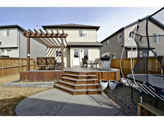 Photo 30: 178 MORNINGSIDE Gardens SW: Airdrie House for sale : MLS® # C4003758