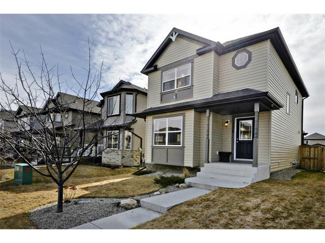 Main Photo: 178 MORNINGSIDE Gardens SW: Airdrie House for sale : MLS® # C4003758