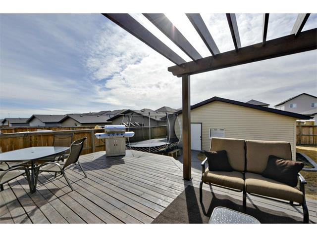 Photo 32: 178 MORNINGSIDE Gardens SW: Airdrie House for sale : MLS® # C4003758