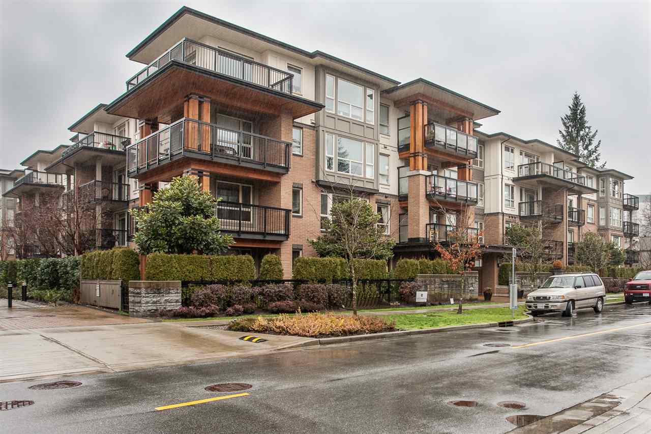 Main Photo: 102 1150 KENSAL Place in Coquitlam: New Horizons Condo for sale : MLS®# R2231162
