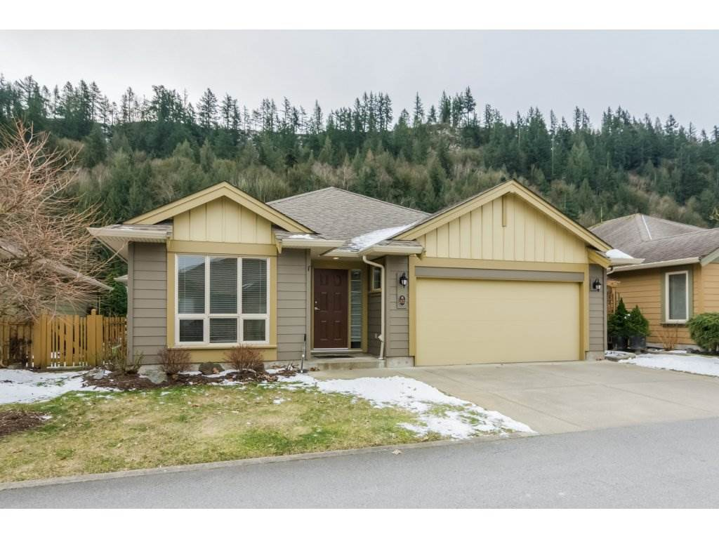 "Main Photo: 212 46000 THOMAS Road in Chilliwack: Vedder S Watson-Promontory House for sale in ""Halcyon Meadows"" (Sardis)  : MLS®# R2241612"
