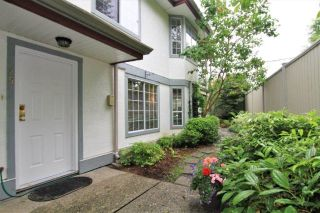 "Main Photo: 25 11502 BURNETT Street in Maple Ridge: East Central Townhouse for sale in ""TELOSKY VILLAGE"" : MLS®# R2279619"